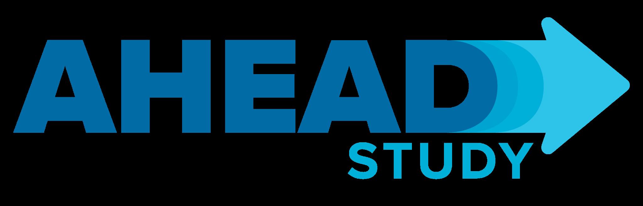 AHEAD 3-45 Alzheimer's study logo